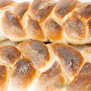 Finnish Coffee Bread (Viipuri Twist)