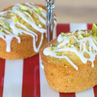 Pistachio Lime & Chilli Friands