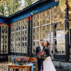Wedding photographer Yuliya Yaroshenko (Juliayaroshenko). Photo of 28.10.2017