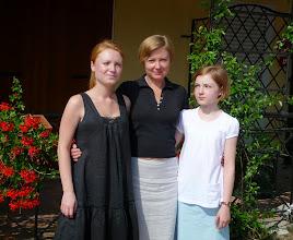Photo: Famiglia dalla Polonia in vacanza