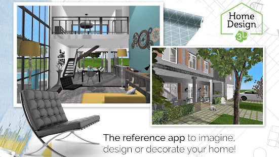 Home design 3d freemium apps on google play - House plan drawing apps ...