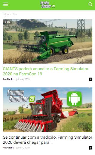 Farming Simulator 2020 (FS20) - News 9.2 screenshots 2