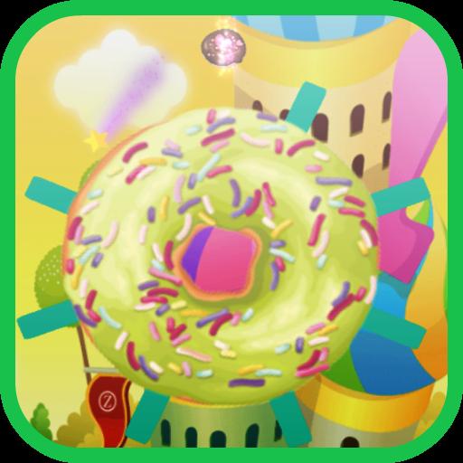 Hot Donut Circle