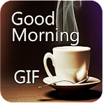 Good Morning GIF Status Icon