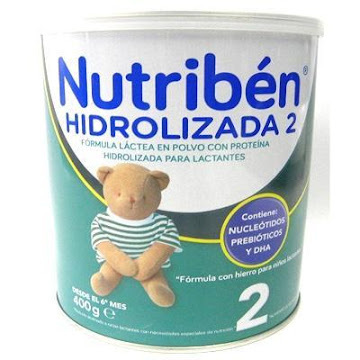 FORMULA INFANTIL NUTRIBÉN
