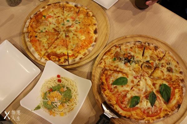 Double Cheese手工窯烤披薩-台南公園店,內含凱吉斯比較!