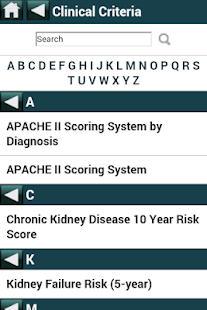 EBMcalc Kidney- screenshot thumbnail
