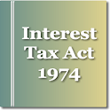 The Interest Tax Act 1974 icon