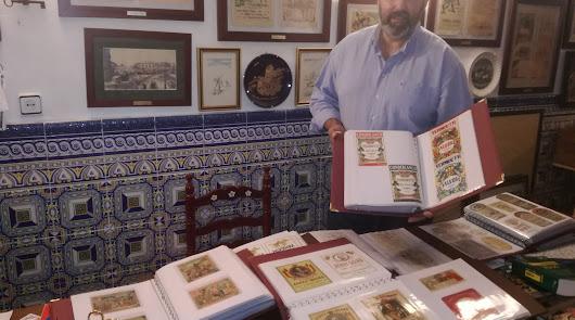 La memoria de los vinos españoles en 130.000 etiquetas