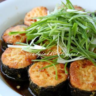 Seaweed Tofu Rolls