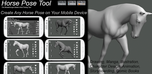 Horse Pose Tool 3D - Apps on Google Play