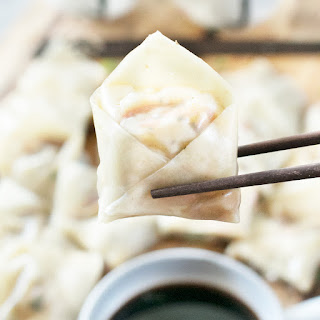 Steamed Vegetable Wonton Recipes