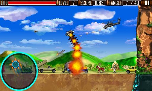Wormu2019s City Attack Game 1.1 screenshots 4