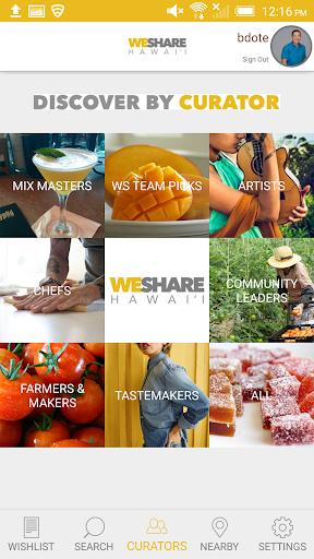 WeShare 1.0 screenshots 1