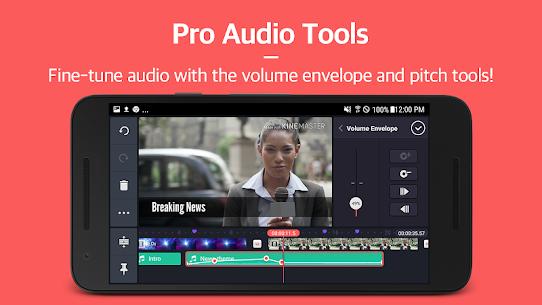 KineMaster – Pro Video Editor Mod + Apk (All Features Unlocked) 6