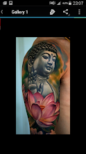 Buddha Tattoo screenshot thumbnail