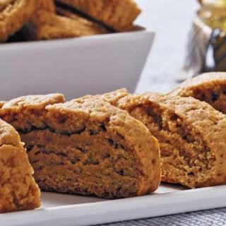 Honey Cake Biscotti.