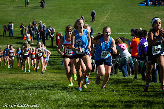 Photo: JV Girls 44th Annual Richland Cross Country Invitational  Buy Photo: http://photos.garypaulson.net/p110807297/e46d026aa