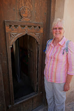 Photo: Entrance to the Taqah Castle