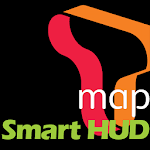 SmartHUD with Tmap Icon