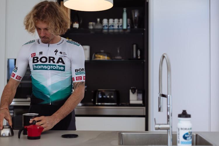 📷 Ook Bora-Hansgrohe stelt nieuwe truitjes voor: lichtere tinten voor Sagan & co