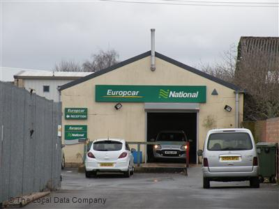 Europcar On Ferry Hinksey Road Car Van Hire In Jericho Oxford