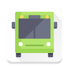 Transit, Bus & Train stop finder, Live Timing, Map icon