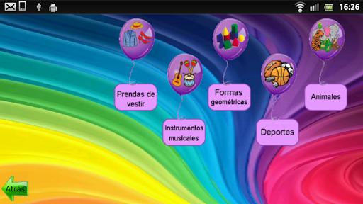 Learn to read in Spanish screenshot 8