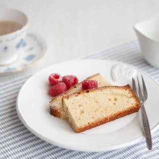 All-purpose Easy Butter Cake.