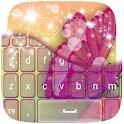 Keyboard Pink Butterflies icon