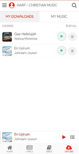 Harp - Christian Songs, Worships, Lyrics and Bible ss3