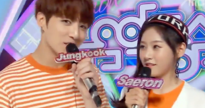 10+ Female Idols Who Were Caught Staring At BTS Members
