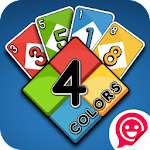 Four Colors - Classic Family Card Game Icon