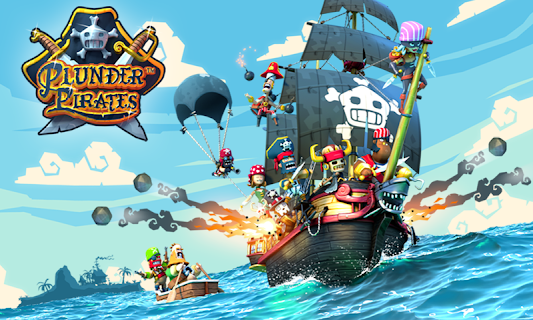 Plunder Pirates screenshot 06