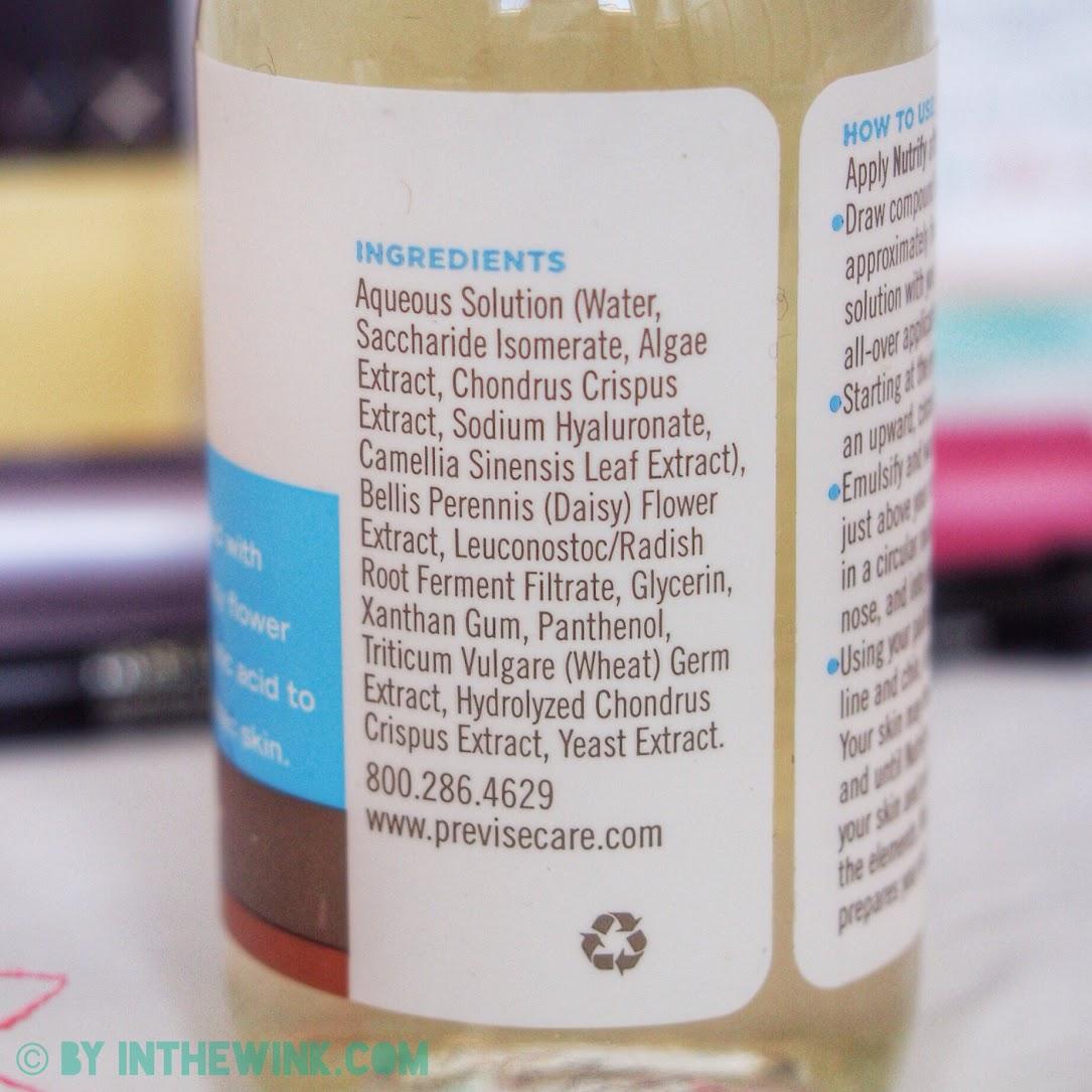 Previse Nutrify Skin Type 1-6 Universal Tonic