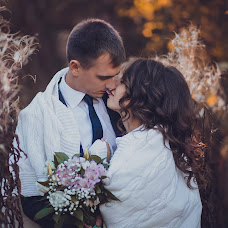 Wedding photographer Ekaterina Morozova (morozovasun). Photo of 06.10.2016