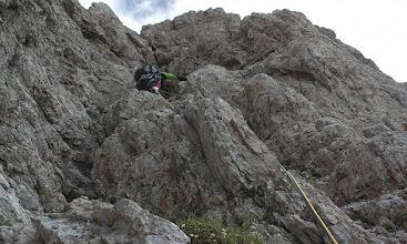 Photo: seveda, če ni treba skale držat...