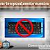Desactivar el teclado temporalmente