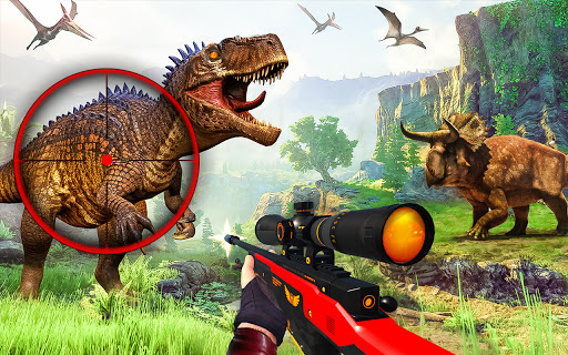 Wild Animal Hunt 2020: Dino Hunting Games  screenshots 18