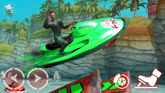 Jet Ski Racing Stunts : Fearless Water Sports Game 5