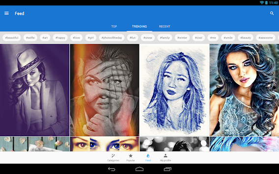 Download Photo Lab Picture Editor: face effects, art frames APK ...