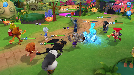 DreamWorks Universe of Legends screenshot 5