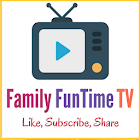 Family FunTime TV My Youtube Channel icon