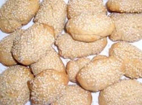 Queen's Biscuits (biscotti Di Regina) Recipe