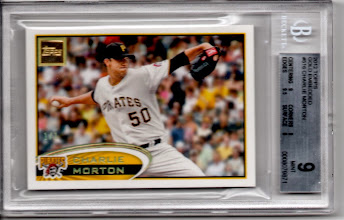 Photo: 2012 Topps Gold Embedded 1/1