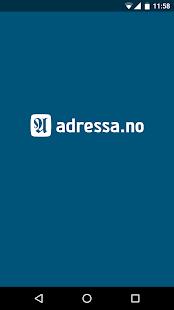 Adressa - náhled