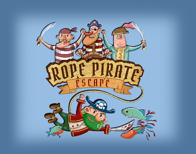 Rope Pirate Escape - náhled