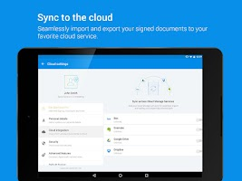 Screenshot of SignEasy:Sign & Fill Documents