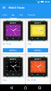 Watch Faces for SmartWatch 2 screenshot 7