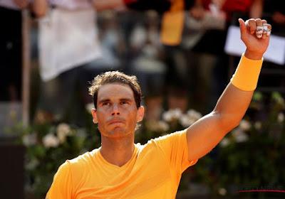 Rafael Nadal in drie sets voorbij Del Potro op weg naar finale Roland Garros